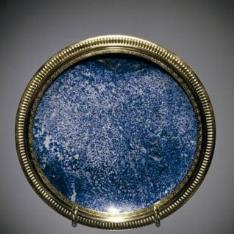 Salvilla de lapislázuli
