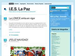 El blog del I.E.S La Paz