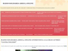 Radio Solidaria Amiga, online