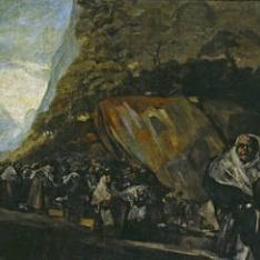 Peregrinación a la Fuente de San Isidro, o El Santo Oficio
