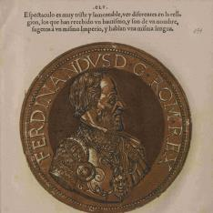 Retrato de Fernando I, Emperador de Sacro Imperio Romano Germánico
