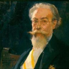 Retrato de D. José Jiménez Aranda