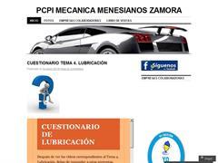PCPI Mecánica Menesianos Zamora