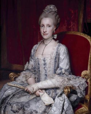 María Luisa de Borbón, gran duquesa de Toscana