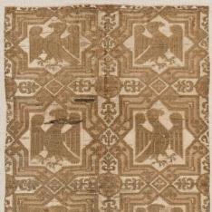 Fragmento del manto de San Juan de las Abadesas