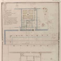 Dos estudios planimétricos de celda para la Cartuja de Évora