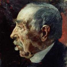 Estudio para un retrato del Marqués de La Habana