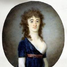 María Josefa de la Soledad Alonso- Pimentel y Téllez Girón, condesa-duquesa de Benavente, duquesa de Osuna