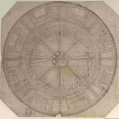 Decoración para una cúpula