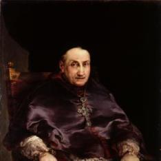 Retrato de don Juan Francisco Ximénez del Río, arzobispo de Valencia