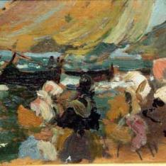 Barcas y pescadores - Barcas y pescadores, Valencia
