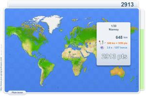 Villes du Monde. Jeux géographiques