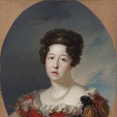 María Isabel de Braganza, reina de España
