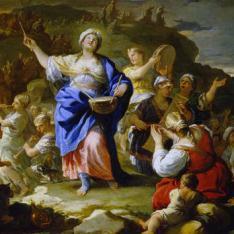 El cántico de la profetisa María