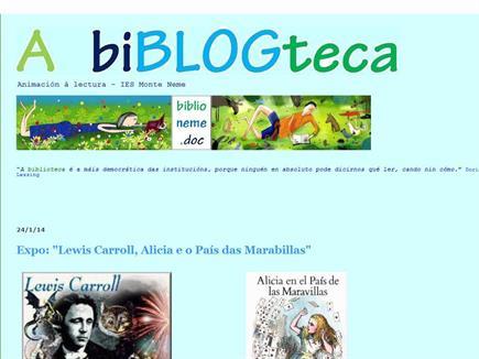 A biBLOGteca