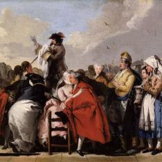 El charlatán veneciano