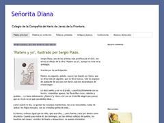 Blog de la Señorita Diana.