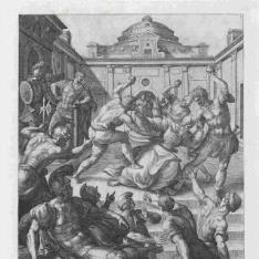 Escenas del Antiguo Testamento