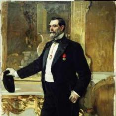 Retrato de D. Tomás Allende
