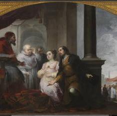 Fundación de Santa María Maggiore de Roma. II. El patricio revela su sueño al papa Liberio