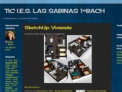 TIC I.E.S. LAS SABINAS 1ºBACH