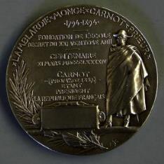 Medalla del centenario de la Escuela Politécnica