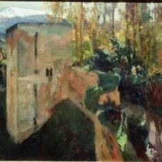 Torre de la Cautiva, Granada - Torre de las Infantas, La Alhambra