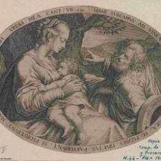 El reposo de la Sagrada Familia