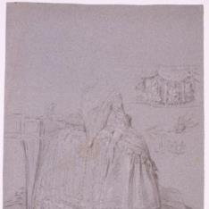 La infanta Carlota Joaquina de Borbón y Parma