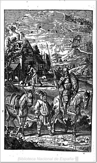 The history of the most renowned Don Quixote of Mancha