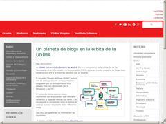 Planeta de blogs UDIMA