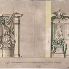 Proyectos para un mausoleo
