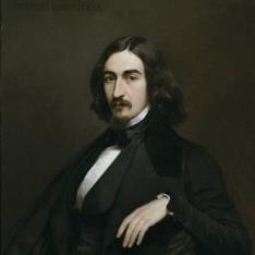 El pintor Carlos Luis de Ribera