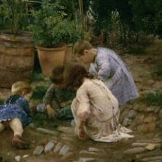 Los pequeños naturalistas