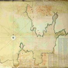 Plano del Puerto de Camariñas