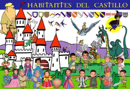Escuela infantil castillo de Blanca