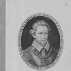 Retrato de Mauricio de Nassau, Príncipe de Orange