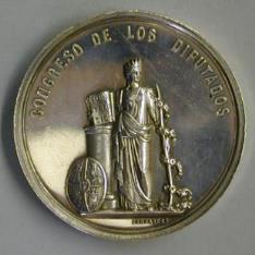 Medalla del Congreso de los Diputados