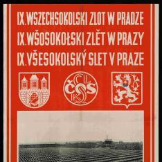 IX. Wszechsokolski zlot w Pradze