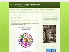 Biblioteca Gregorio Marañón