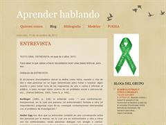 APRENDER HABLANDO
