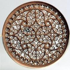 Lazo de treinta y seis correspondiente a un instrumento de tecla