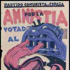 Por la amnistía, votad al Frente Popular