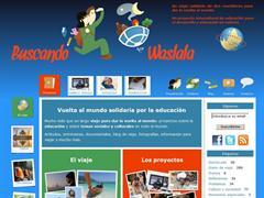 Buscando Waslala: vuelta al mundo por la educación