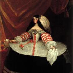 Retrato de Doña Inés de Zúñiga, Condesa de Monterrey (?)