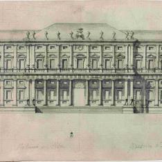 Proyecto de palacio,