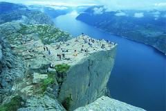 Los fabulosos fiordos de Noruega