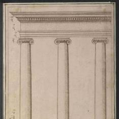 Columnata de orden jónico