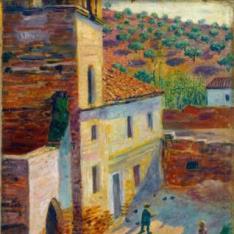 Salida del sol en Granada