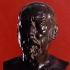 Busto del pintor Anselmo Guinea